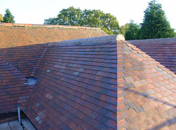 Traditional Tiled Roof