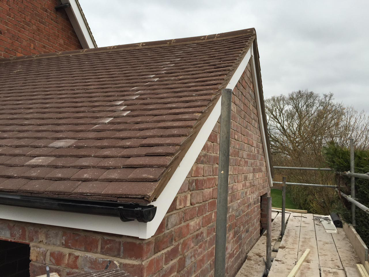 Plain Tile Roof
